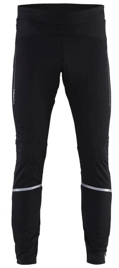 Černé pánské kalhoty Craft - velikost XXL