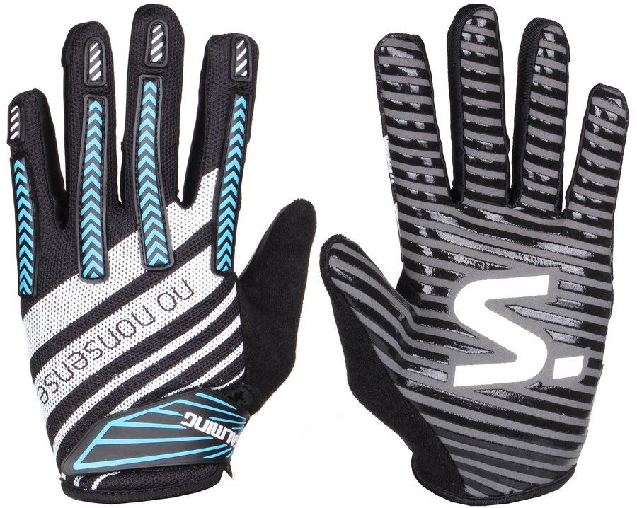 Brankářské florbalové rukavice - Salming Travis ProGrip Glove rukavice M