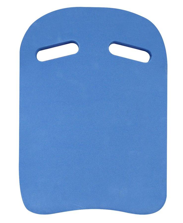 Modrá plavecká deska Waimea - délka 45 cm, šířka 32 cm a tloušťka 2,5 cm