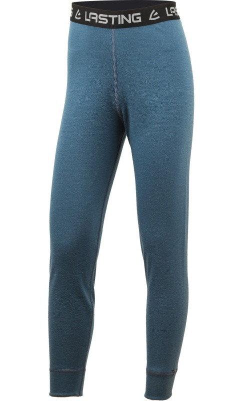 Modré dětské funkční kalhoty Lasting