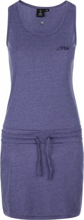 Modré dámské šaty Kilpi