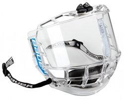 Plexi na hokejovou helmu - Plexi Bauer Concept 3 Full Shield Junior