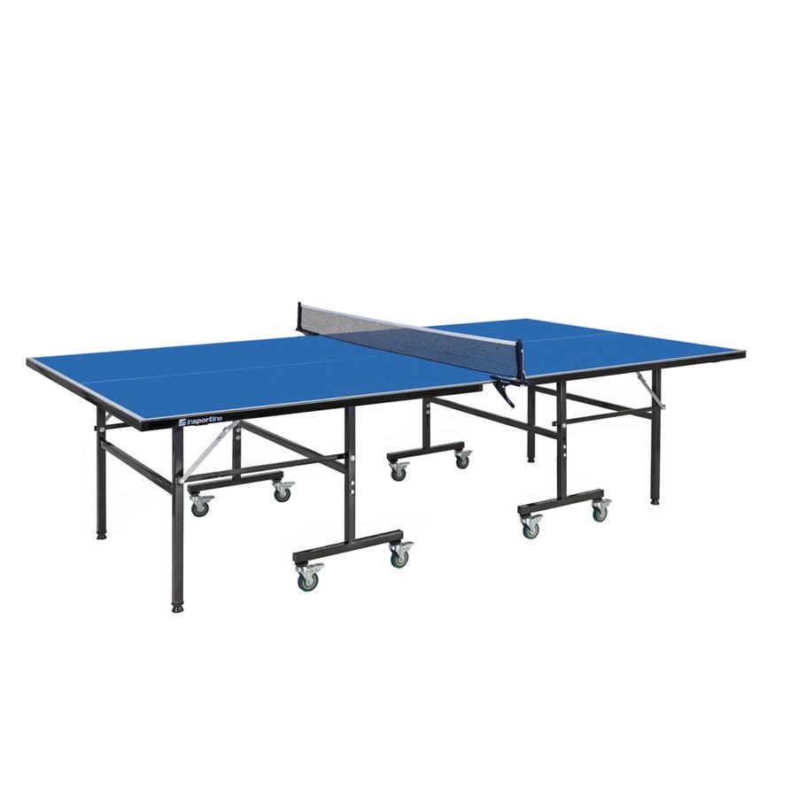Modrý venkovní stůl na stolní tenis Rokito, Insportline