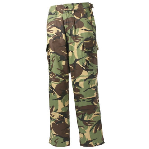 Kalhoty - Kalhoty britské SOLDIER 95 DPM TARN