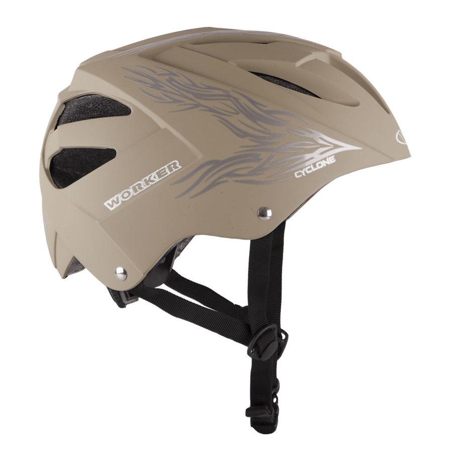 Helma na motorku Worker - velikost 58-62 cm