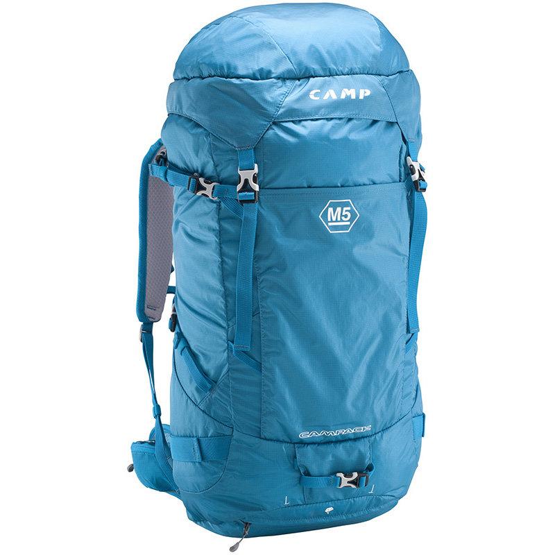 Modrý skialpový batoh Camp - objem 50 l