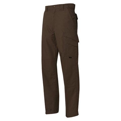 Kalhoty - Kalhoty 24-7 TACTICAL Teflon rip-stop HNĚDÉ