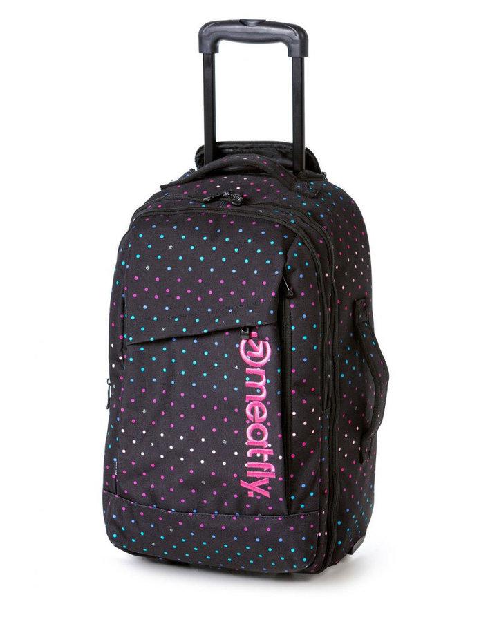 Batoh - Meatfly Revel Trolley Bag B - Rainbow Print Velikost: JEDNOTNÁ VELIKOST