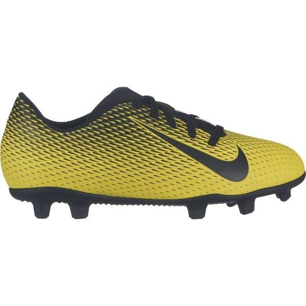 Žluté dětské kopačky lisovky Nike - velikost 38 EU