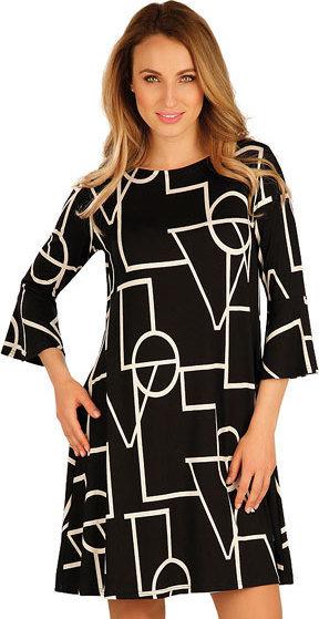 Černé dámské šaty Litex - velikost M