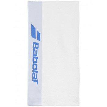 Ručník - Ručník Babolat Towel White/Blue (100x50 cm)