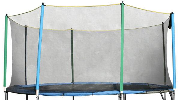 Ochranná síť na trampolínu Basic, inSPORTline - průměr 244 cm