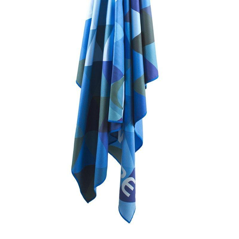 Modrý rychleschnoucí ručník Lifeventure