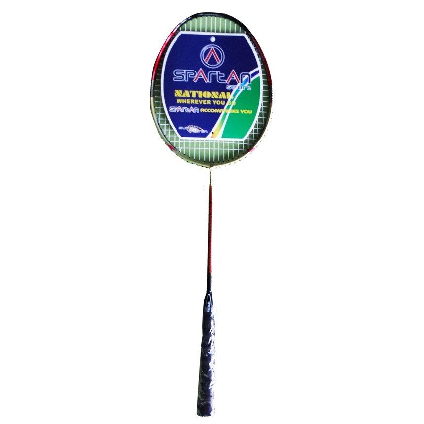 Raketa na badminton Titanium Pro, Spartan