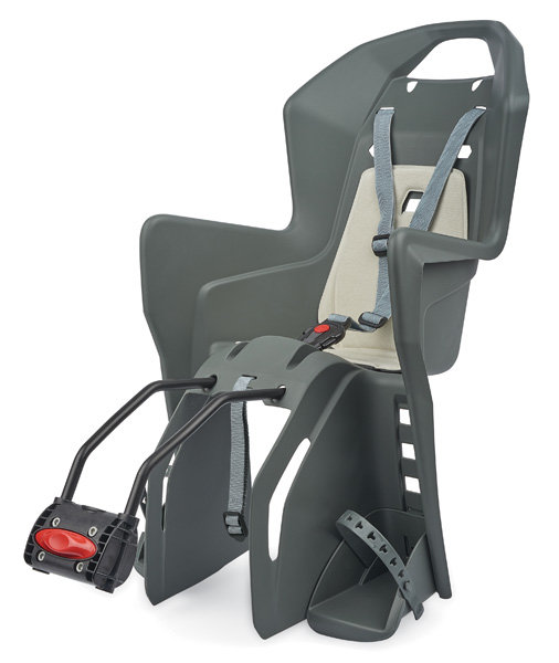Dětská sedačka na kolo Polisport - nosnost 22 kg