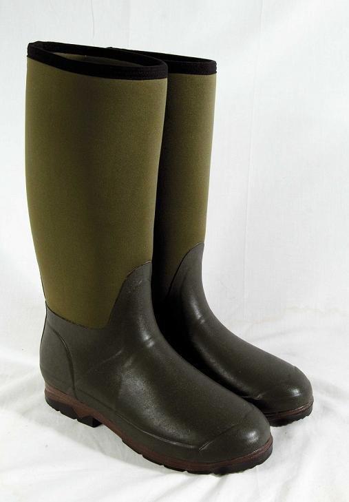 Rybářské holínky - TFG holinky Hardwear Neoprene Boots Varianta: TFG holínky Hardwear Neoprene Boots vel. 10