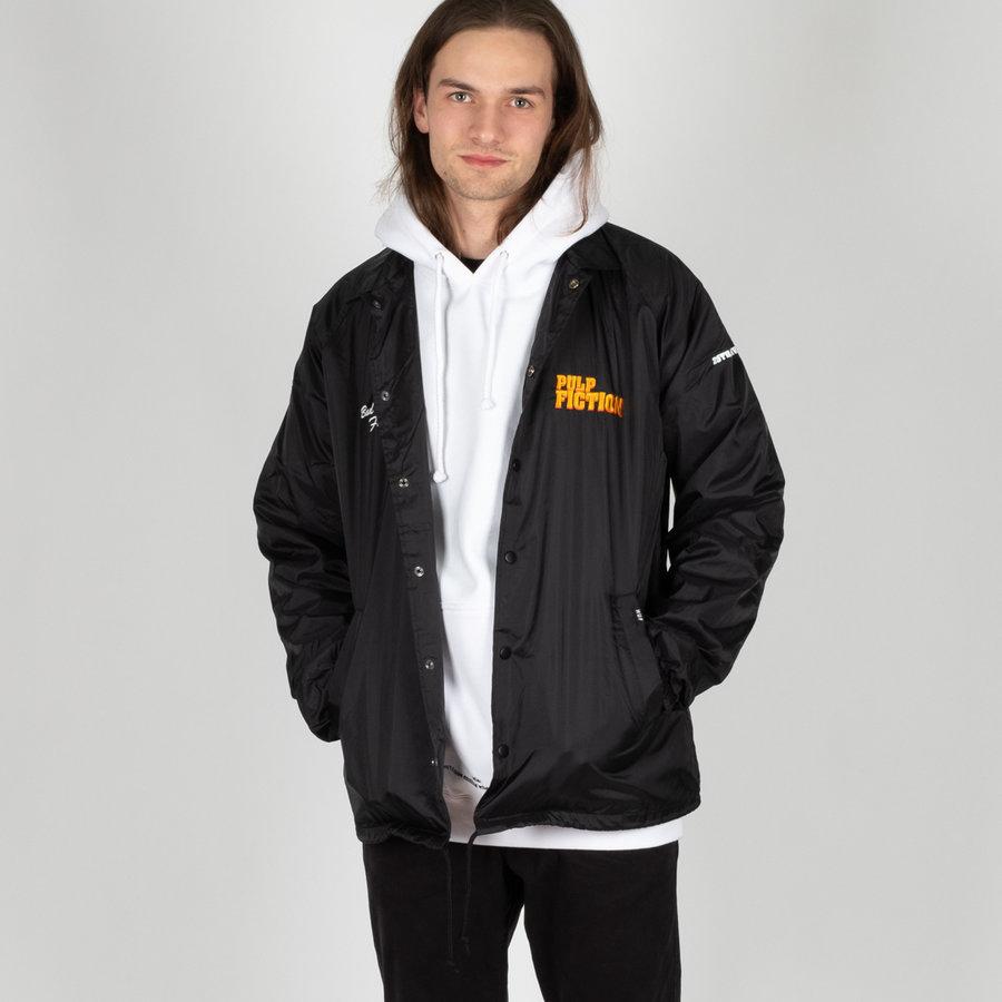 Černá pánská bunda Huf