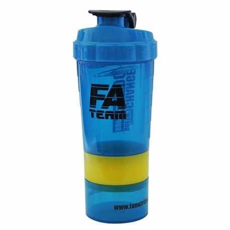 Shaker - FA Smart Shaker 500 ml blue