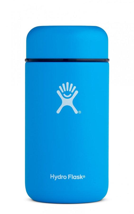 Modrá termoska na jídlo Hydro Flask - objem 0,53 l
