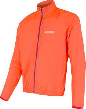 Oranžová pánská cyklistická bunda Sensor - velikost M