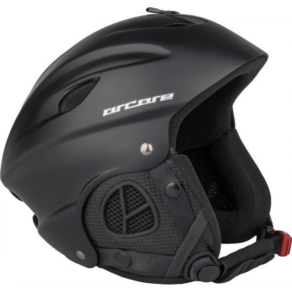 Černá lyžařská helma Arcore - velikost 52-55 cm