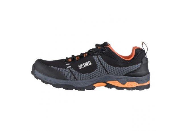 Černé dámské trekové boty EFFE TRE