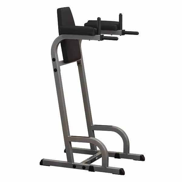 Bradla GVKR60, Body Solid - nosnost 150 kg