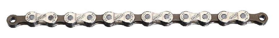 Řetěz na kolo - řetěz BBB BCH-81 PowerLine 8-rychlostní šedo/stříbrný