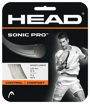 Tenisový výplet Sonic Pro, Head - délka 12 m