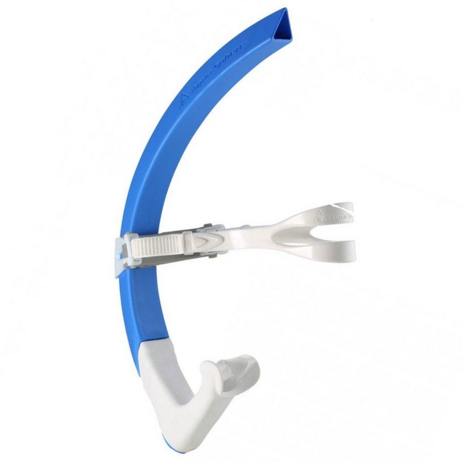 Modrý tréninkový šnorchl Michael Phelps Focus, Aqua Sphere