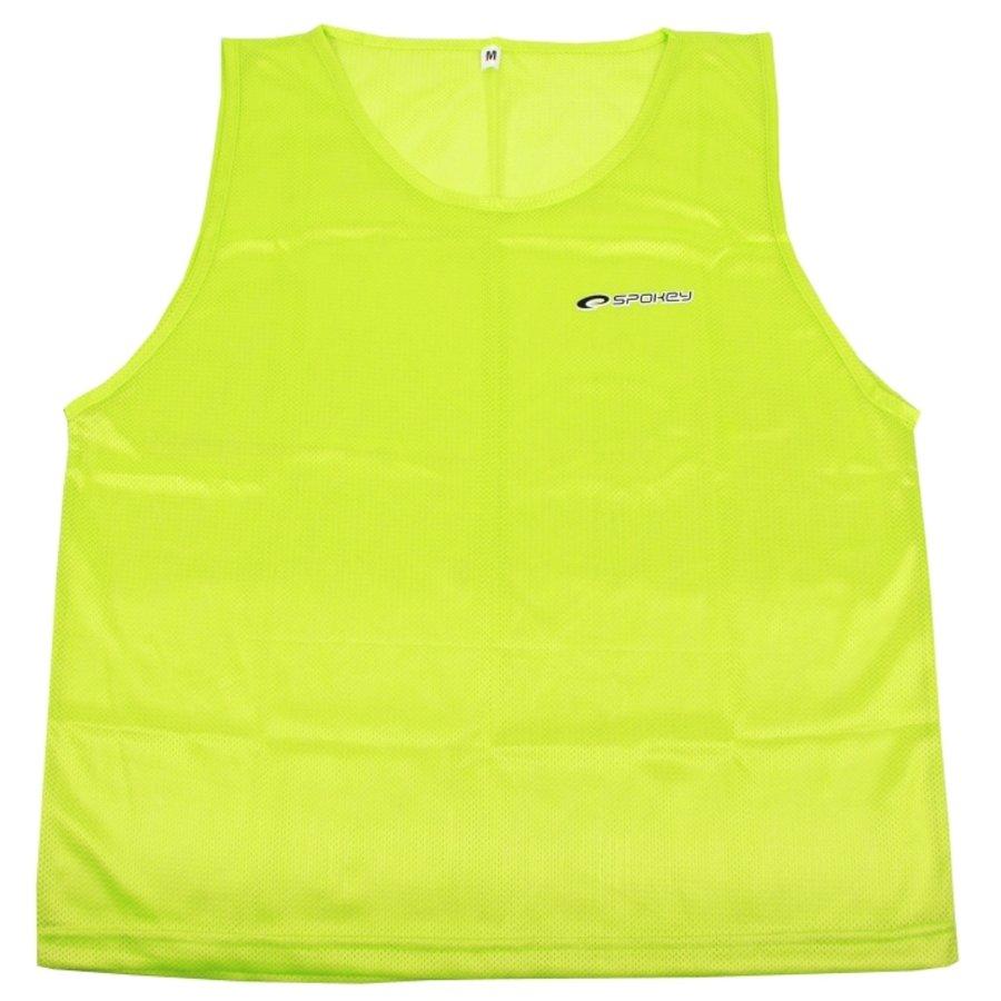 Žlutý rozlišovací dres Spokey - velikost L