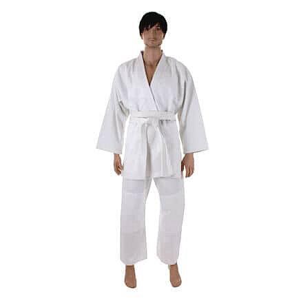 Bílé kimono na judo Merco - velikost 200