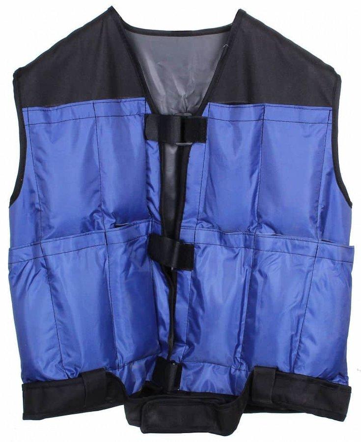 Zátěžová vesta - zátěžová vesta hmotnost: 10 kg
