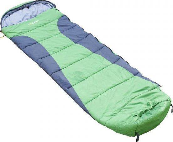 Zelený spací pytel Regatta