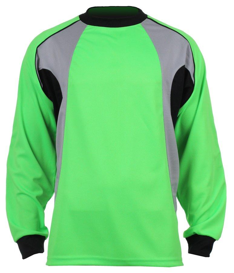 Zelený brankářský fotbalový dres GO-3, Merco