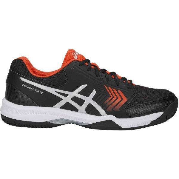 Černá pánská tenisová obuv Asics