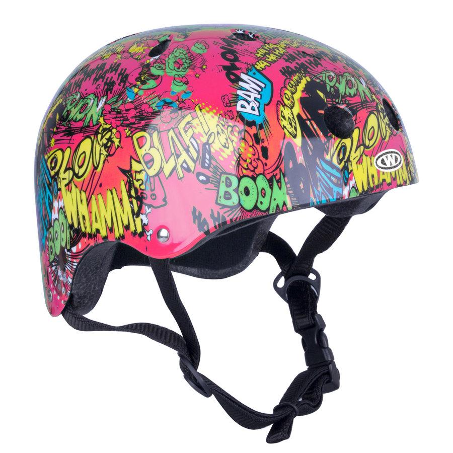 Cyklistická helma Komik, Worker