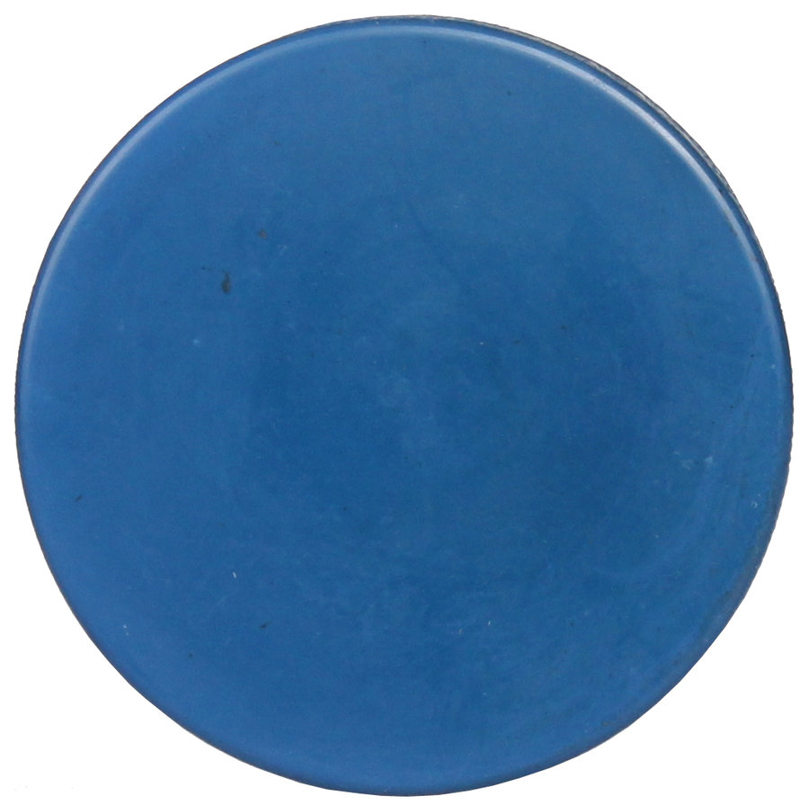 Hokejový puk - Blue style hokejový puk odlehčený senior