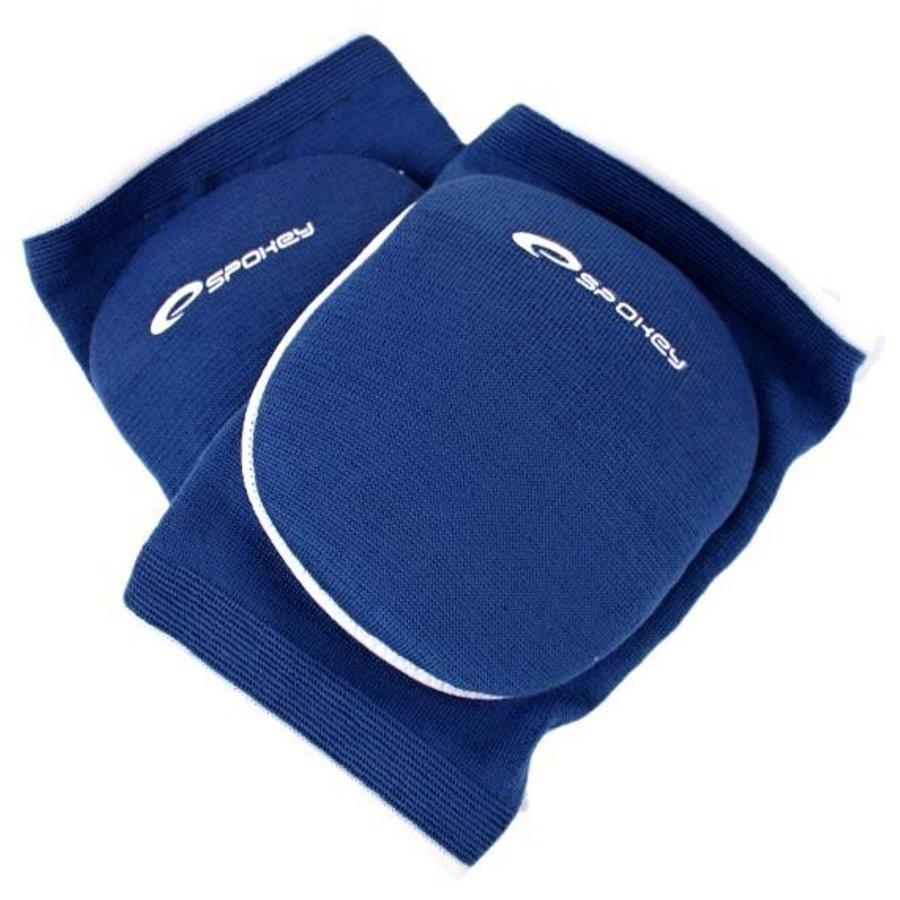 Modré volejbalové chrániče na kolena Spokey - velikost XS