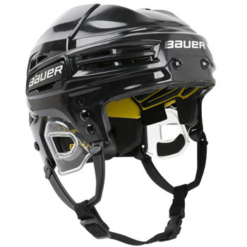 Hokejová helma - Helma Bauer RE-AKT 100 Yth modrá