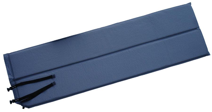 Modrá samonafukovací karimatka Acra - tloušťka 2,5 cm