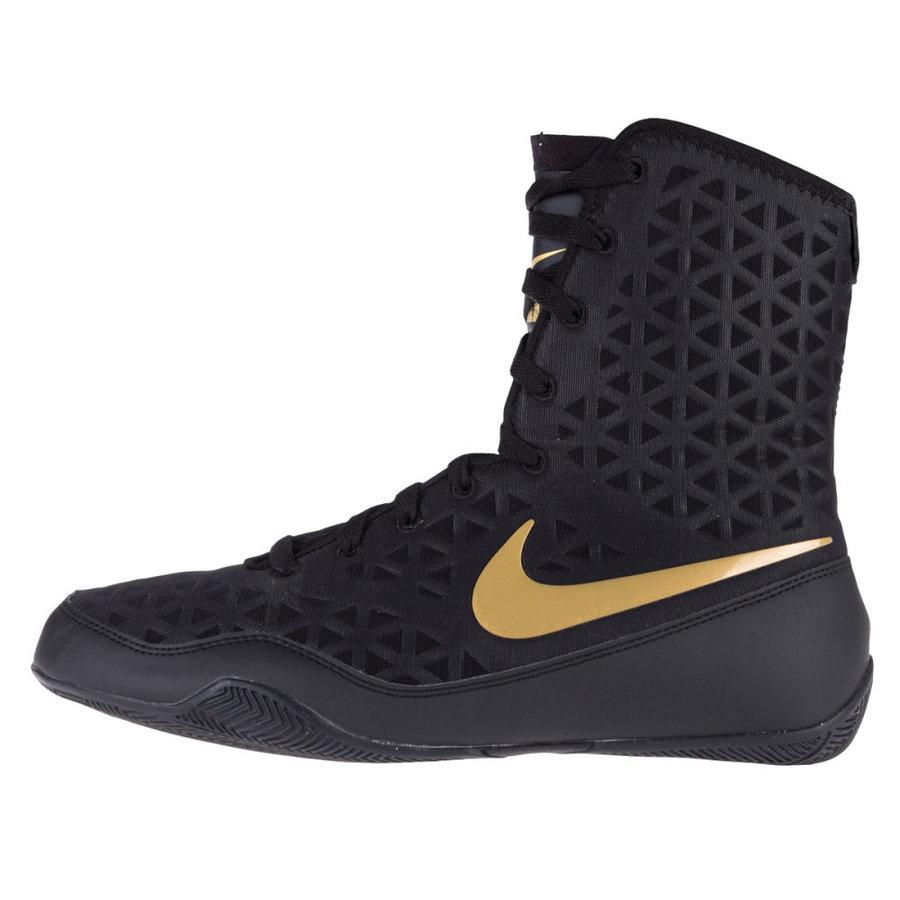 Černé boxerské boty KO, Nike