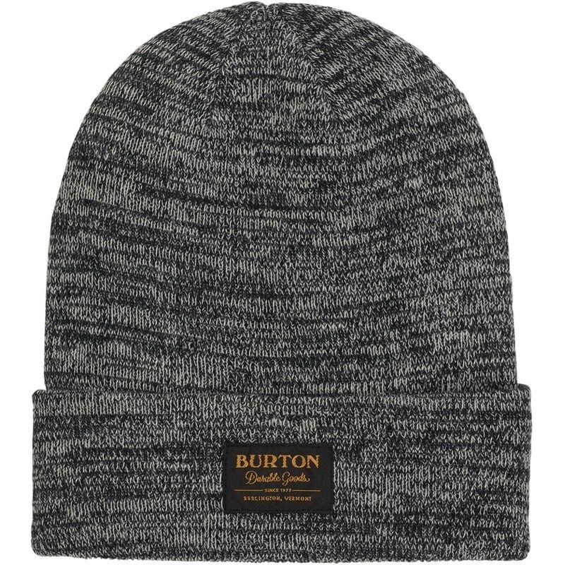 Černá zimní čepice Burton - univerzální velikost