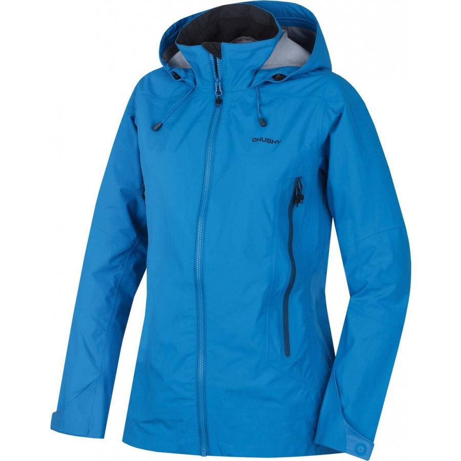 Modrá dámská bunda Husky