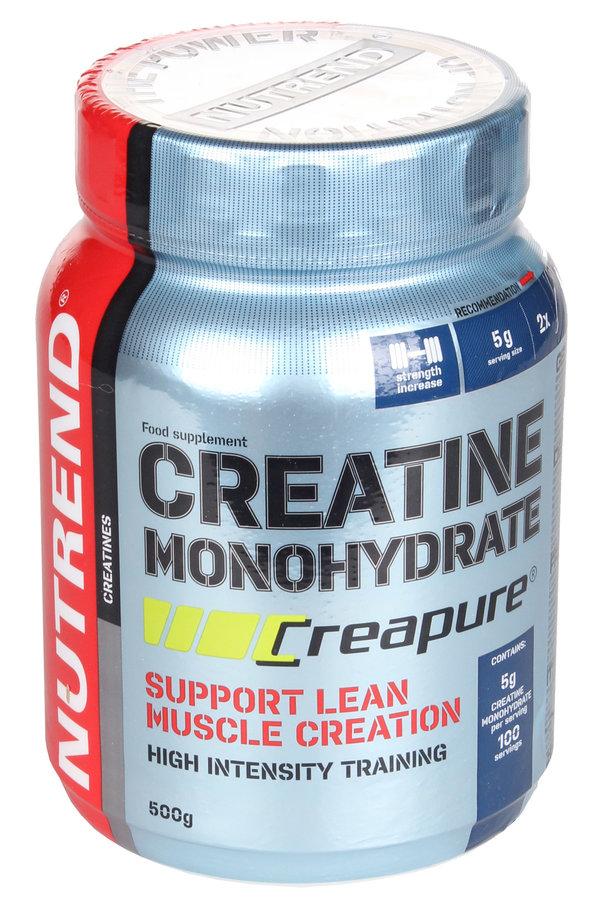 Kreatin Nutrend - 500 g, Monohydrát Nutrend - 500 g