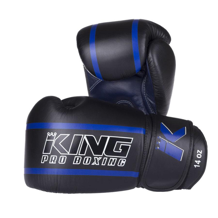 Černé boxerské rukavice King