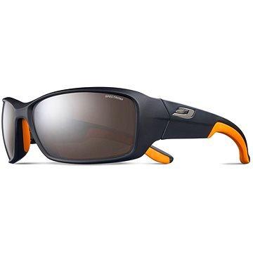 Černo-oranžové cyklistické brýle Julbo