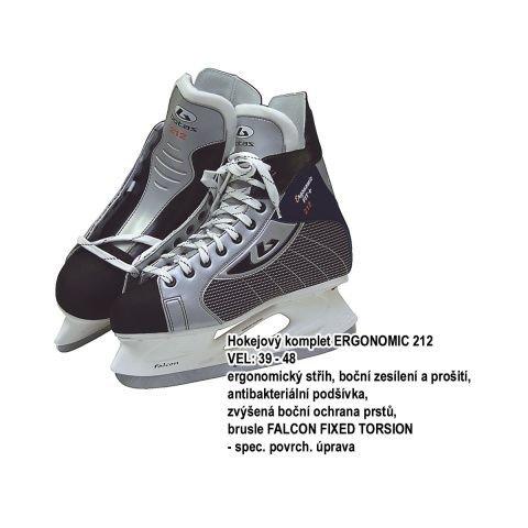 Hokejové brusle Botas - velikost 39 EU