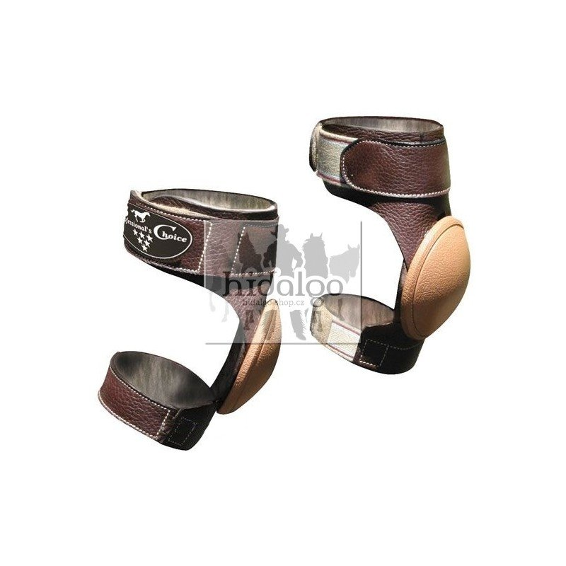 Chrániče pro koně - Chrániče westernové Skid Boots Professional´s Choice