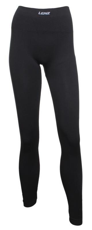 Černé dámské funkční kalhoty Lenz